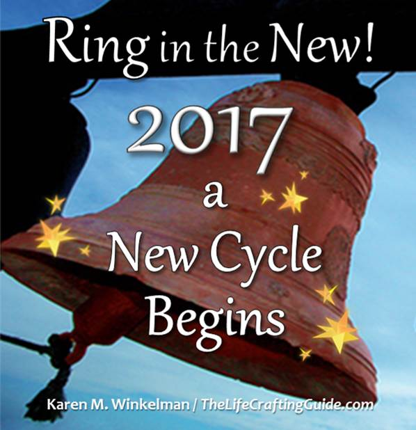 Ring in the new-2017; bell ringing